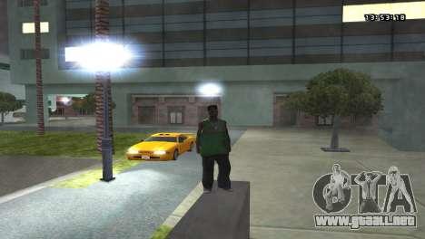 Colormod Easy Life by roBB1x para GTA San Andreas quinta pantalla