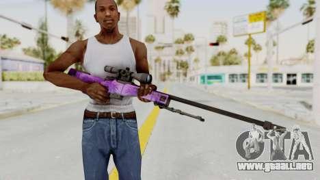 Vice AWP para GTA San Andreas tercera pantalla