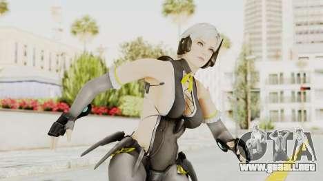 Dead Or Alive 5 LR Christie Tamiki Wakaki DLC v1 para GTA San Andreas