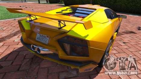 2008 Lamborghini Reventon 1.0 para GTA 5