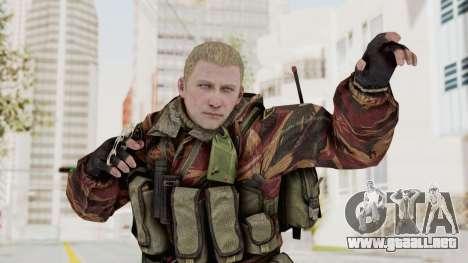 Battery Online Russian Soldier 10 v3 para GTA San Andreas