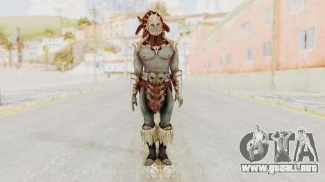 Mortal Kombat X - Kotal Kahn para GTA San Andreas segunda pantalla
