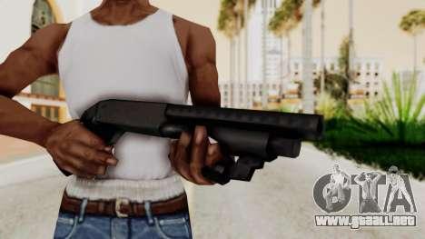 VC Stubby Shotgun para GTA San Andreas tercera pantalla