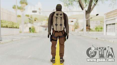 Battlefiled Hardline Professional Crime para GTA San Andreas tercera pantalla