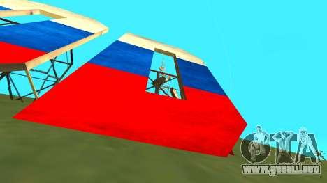 New Vinewood Russia para GTA San Andreas tercera pantalla