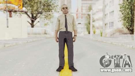 COD BO Hudson Pentagon para GTA San Andreas segunda pantalla