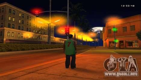Colormod Easy Life by roBB1x para GTA San Andreas tercera pantalla