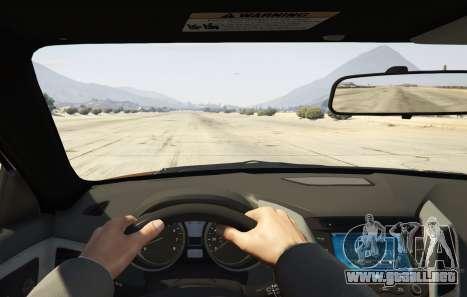GTA 5 Hyundai Veloster [Replace] 1.2 vista trasera