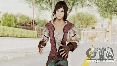 Assassins Creed Brotherhood - Courtesan para GTA San Andreas