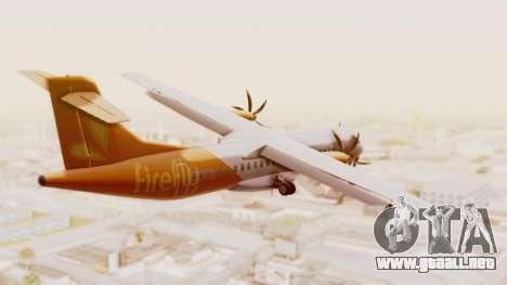 ATR 72-500 Firefly Airlines para la visión correcta GTA San Andreas