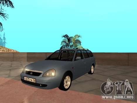 Lada Priora IVF para GTA San Andreas