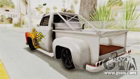 GTA 5 Slamvan Race PJ1 para la vista superior GTA San Andreas