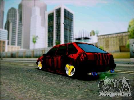 2109 Agresivo para GTA San Andreas left