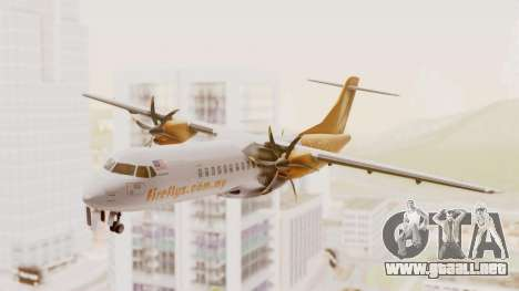 ATR 72-500 Firefly Airlines para GTA San Andreas