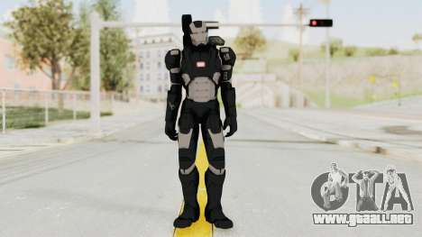 Captain America Civil War - War Machine para GTA San Andreas segunda pantalla