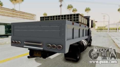 Chevrolet G30 para GTA San Andreas left