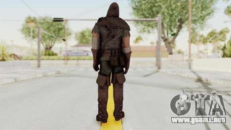 Assassins Creed Brotherhood - Executioner para GTA San Andreas tercera pantalla