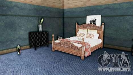 CJs House New Interior para GTA San Andreas tercera pantalla