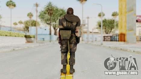 MGSV The Phantom Pain Venom Snake Sc No Patch v4 para GTA San Andreas tercera pantalla