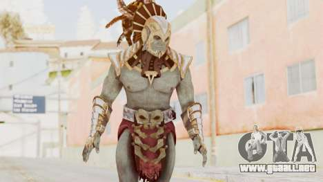 Mortal Kombat X - Kotal Kahn para GTA San Andreas