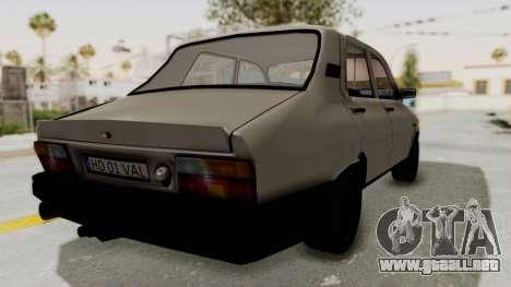 Dacia 1310 para la visión correcta GTA San Andreas