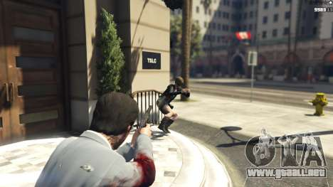 GTA 5 Realistic Bullet Damage tercera captura de pantalla