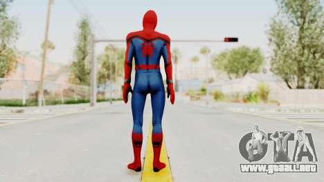 Spider-Man Civil War para GTA San Andreas tercera pantalla