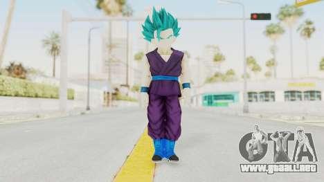 Dragon Ball Xenoverse Gohan Teen DBS SSGSS2 v1 para GTA San Andreas segunda pantalla