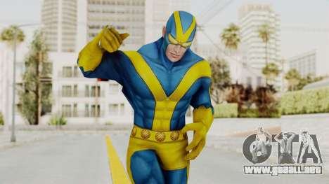 Marvel Future Fight - Goliath para GTA San Andreas