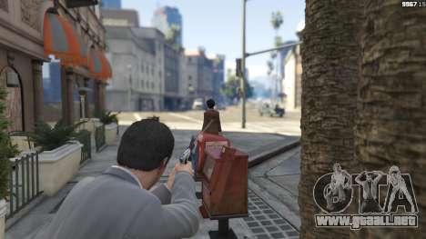 GTA 5 Realistic Bullet Damage cuarto captura de pantalla