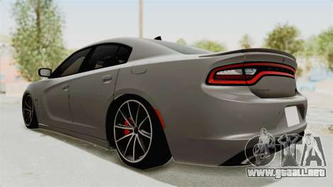 Dodge Charger RT 2015 para la visión correcta GTA San Andreas