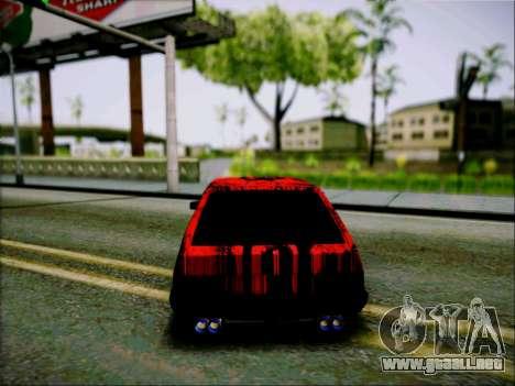 2109 Agresivo para la visión correcta GTA San Andreas