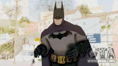 Batman Arkham City - Batman v1 para GTA San Andreas