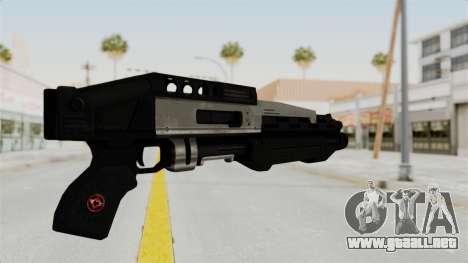Killzone - LS13 Shotgun para GTA San Andreas segunda pantalla