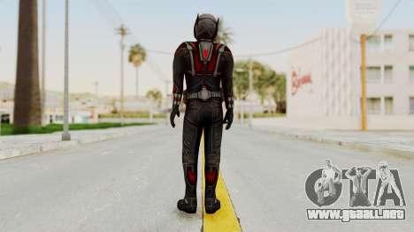 Marvel Pinball - Ant-Man para GTA San Andreas tercera pantalla