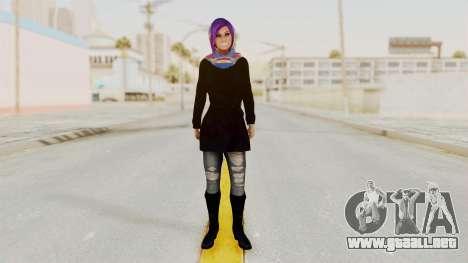 Iranian Girl Skin v2 para GTA San Andreas segunda pantalla