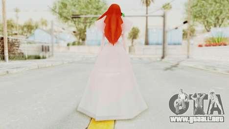 Ariel New Outfit v1 para GTA San Andreas tercera pantalla