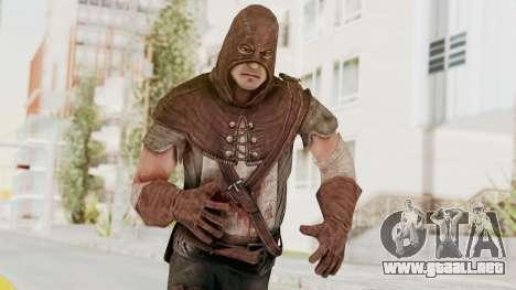 Assassins Creed Brotherhood - Executioner para GTA San Andreas