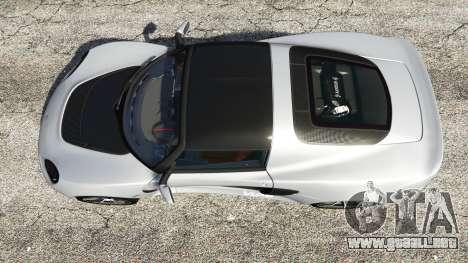 GTA 5 Lotus Exige V6 Cup vista trasera