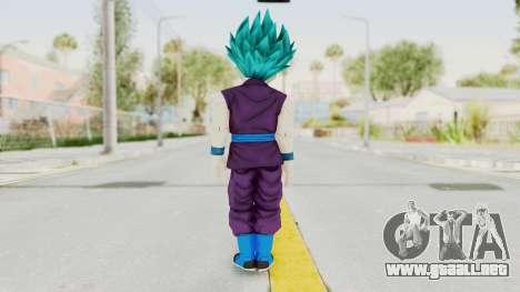 Dragon Ball Xenoverse Gohan Teen DBS SSGSS2 v1 para GTA San Andreas tercera pantalla