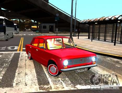 VAZ 21011 de Fábrica para GTA 4