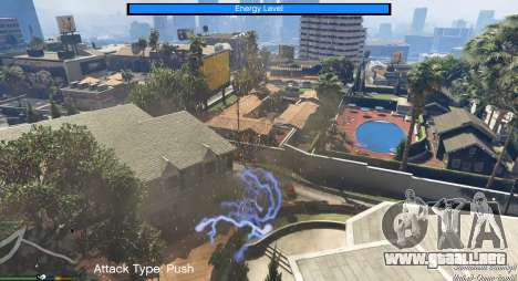 GTA 5 Electric Man 1.1