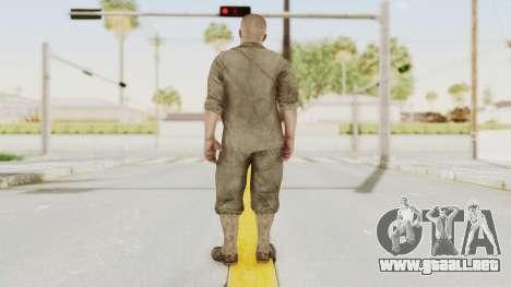 COD BO Dempsey para GTA San Andreas tercera pantalla