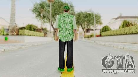 Psycho Brother 2 para GTA San Andreas tercera pantalla