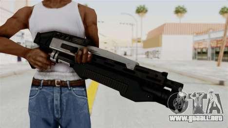 Killzone - LS13 Shotgun para GTA San Andreas tercera pantalla