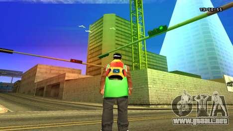 Colormod Easy Life by roBB1x para GTA San Andreas sexta pantalla