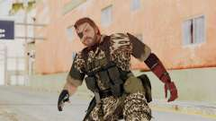 MGSV The Phantom Pain Venom Snake Animals para GTA San Andreas