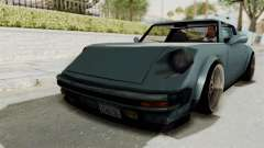 Comet 911 GermanStyle para GTA San Andreas