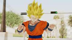 Dragon Ball Xenoverse Goku SSJ2 para GTA San Andreas