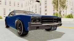 GTA 5 Declasse Sabre GT2 A